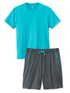 CALIDA Function Micro Kurz-Pyjama