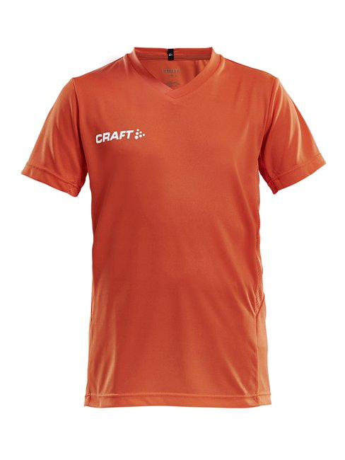 CRAFT Squad Solid Jersey Junior