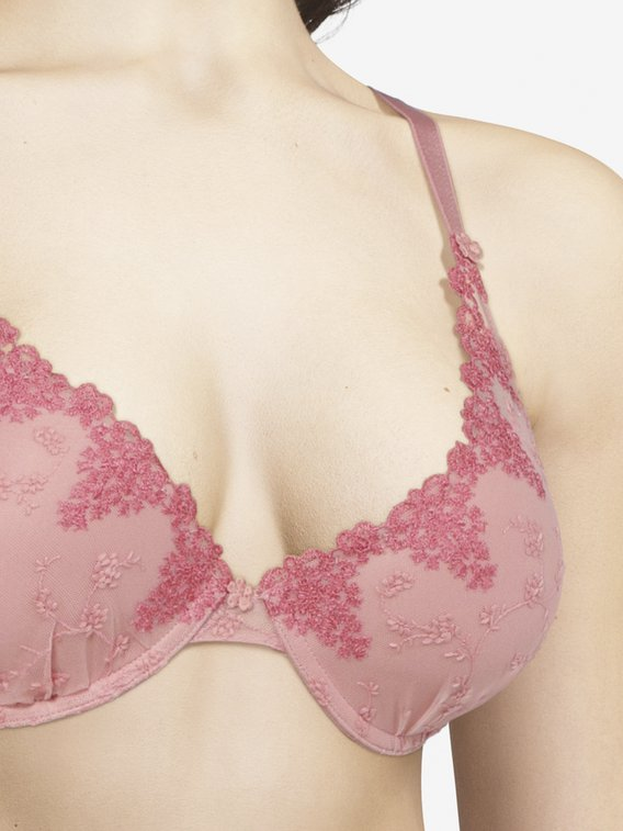 PASSIONATA White Nights Push-Up-BH, tiefes Dekolleté