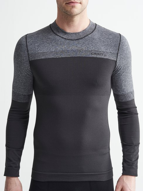 CRAFT Warm Intensity Crewneck Longsleeve