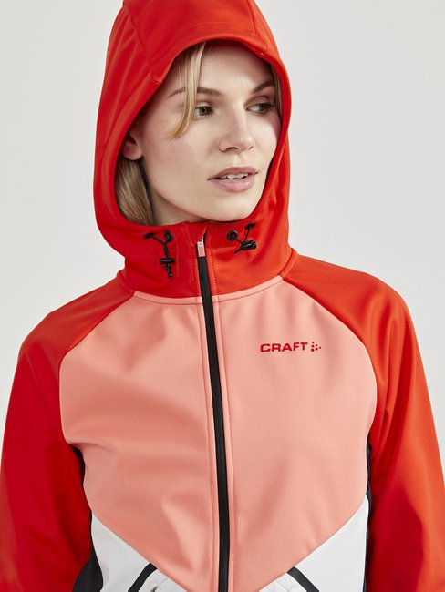 CRAFT Glide Hood Jacket W