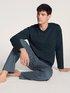 CALIDA Relax Imprint Basic Pyjama lang