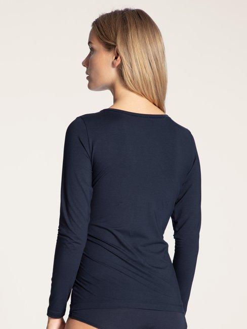CALIDA Natural Joy Shirt a manica lunga