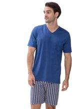 MEY Serie Witsand Kurz-Pyjama