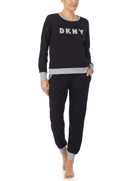 DKNY New Signature Bündchenpyjama