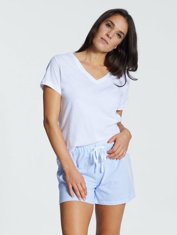 LAUREN BY RALPH LAUREN Soft Jersey Shorts