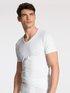 CALIDA Natural Benefit V-shirt, two-pack