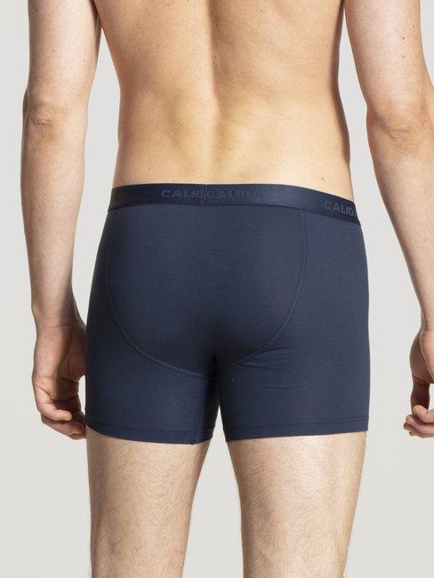 CALIDA Natural Benefit New Boxer mit längerem Bein, 3er-Pack