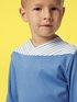 CALIDA Yellowbration Kinder Bündchen-Pyjama
