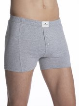 TOM TAILOR Pure Cotton Jersey-Boxershorts, 3er-Pack
