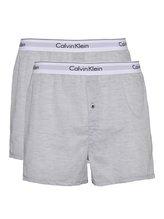 CALVIN KLEIN Modern Cotton Stretch Slim Fit Boxershorts, 2er-Pack