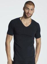 SCHIESSER 95/5 Shirt Halbarm