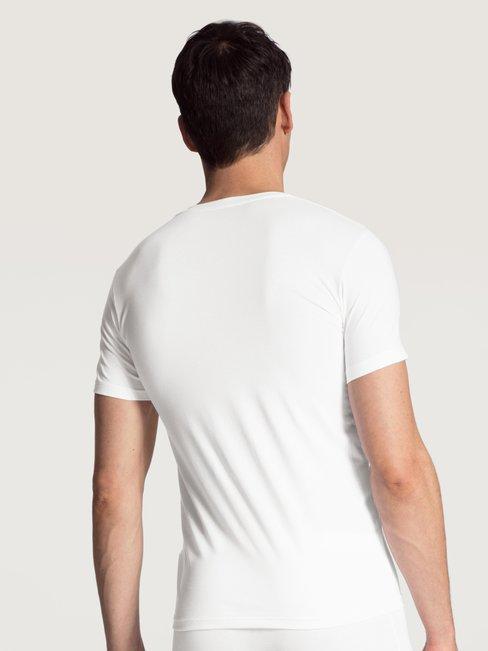 CALIDA Evolution T-Shirt, V-Neck, Compostable