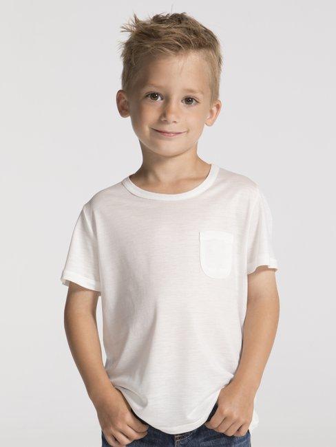 CALIDA 100% Nature Kinder Kurzarm-Shirt, Compostable