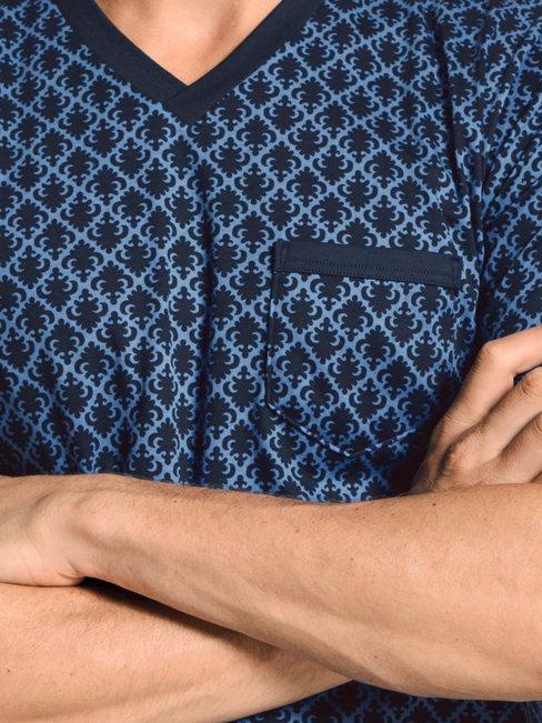 CALIDA Yellowbration Kurz-Pyjama