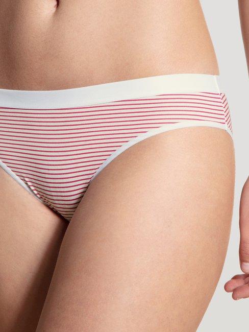 CALIDA Natural Joy Stripe Slip, regular cut