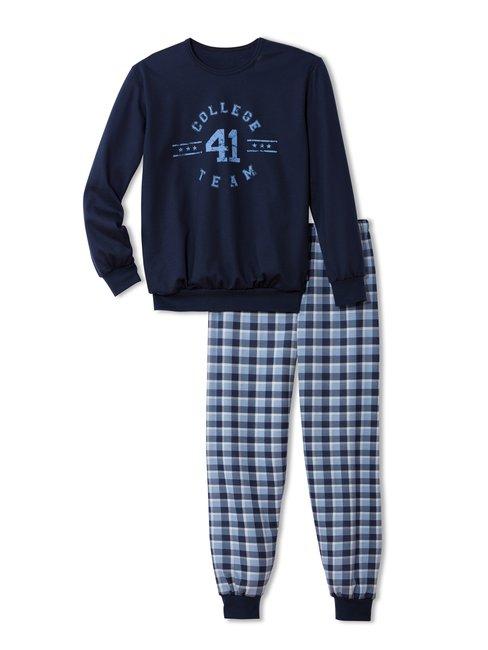 CALIDA Boys Nights Jungen Bündchen-Pyjama