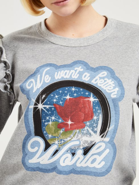CALIDA VIKTOR&ROLF X CALIDA Sweat Shirt, Compostable