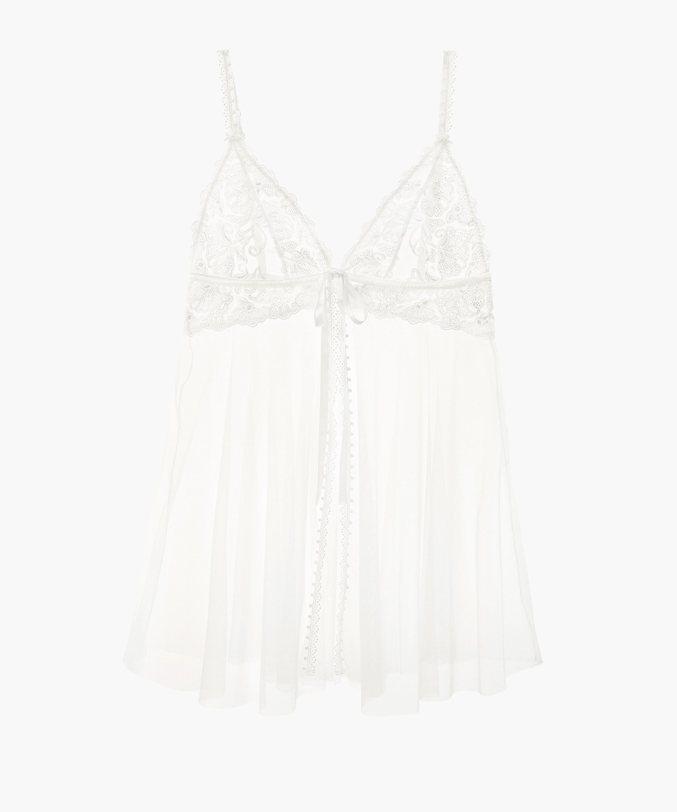 POUR TOUJOURS Babydoll Opale | Aubade