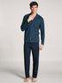 CALIDA Relax Imprint Pyjama boutonné sur toute la longueur