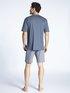 CALIDA Relax Streamline 2 Kurz-Pyjama, V-Neck
