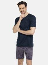 SEIDENSTICKER Minimal Kurz-Pyjama