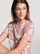 CALIDA Sweet Dreams Kurzarm-Sleepshirt, Länge 95cm