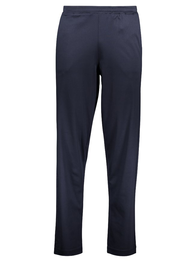 ZIMMERLI Supreme Green Cotton New Pants, lang