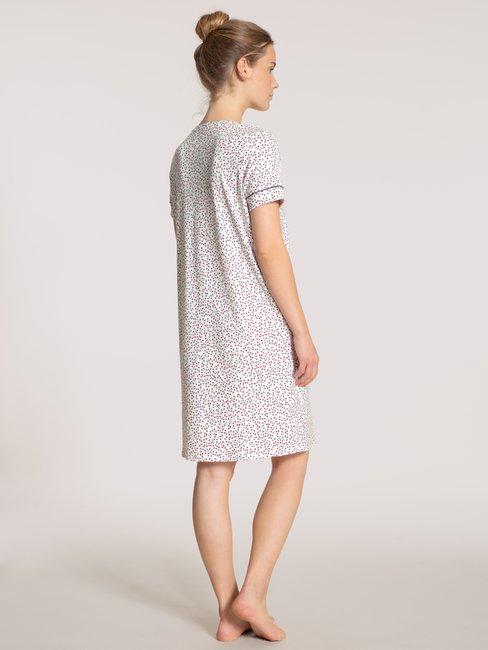 CALIDA Springtime Sleep Sleepshirt Kurzarm, Länge 95cm