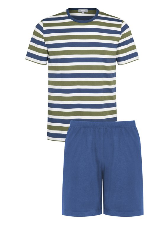 MEY Serie Ladismith Kurz-Pyjama