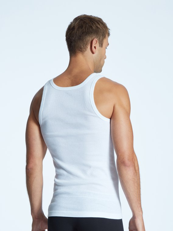 TOM TAILOR Garron Tank-Top 2er-Pack