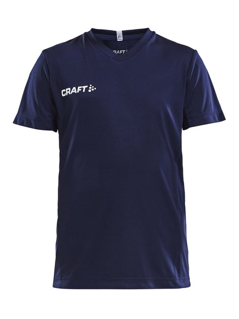 CRAFT Squad Solid Jersey Junior