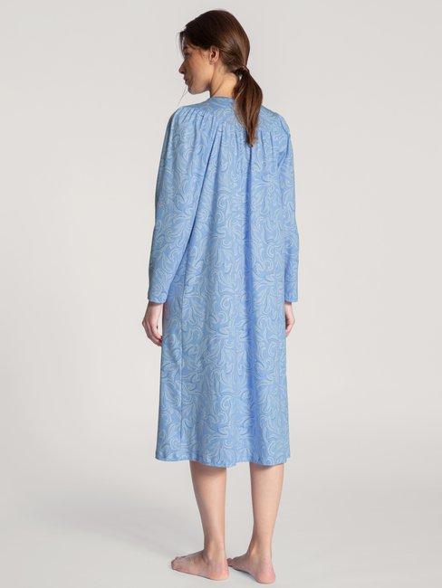 CALIDA Soft Cotton Langarm-Nachthemd, Länge 110cm