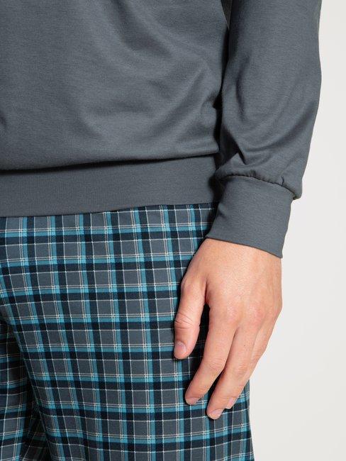 CALIDA Relax Imprint Bündchen-Pyjama