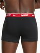 NIKE Everyday Cotton Stretch Trunk, 2er-Pack