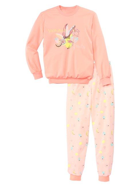 CALIDA Girls Fruit Pyjama avec bords élastiques
