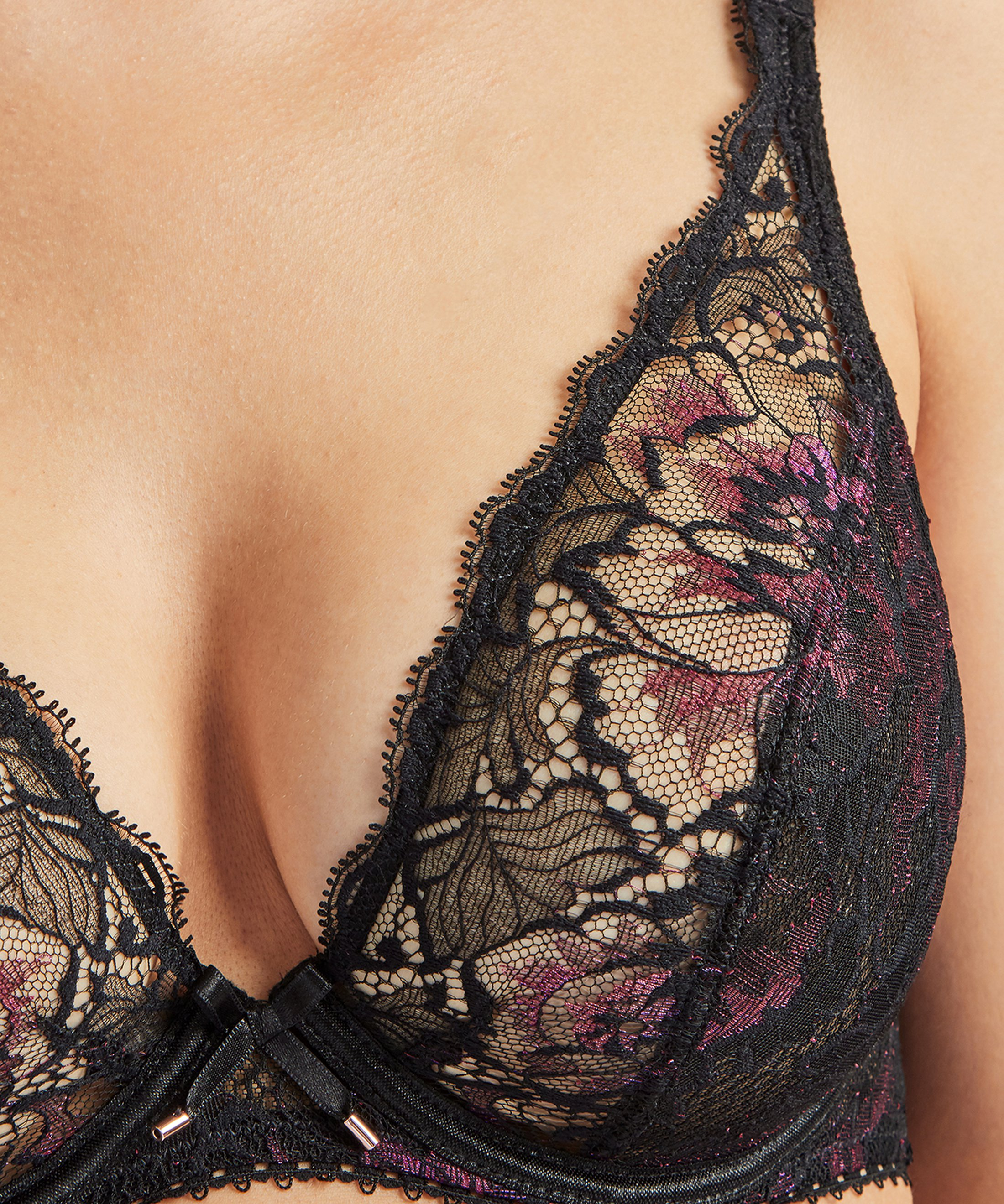 AUBE AMOUREUSE Soutien-gorge triangle avec armatures Violetta | Aubade