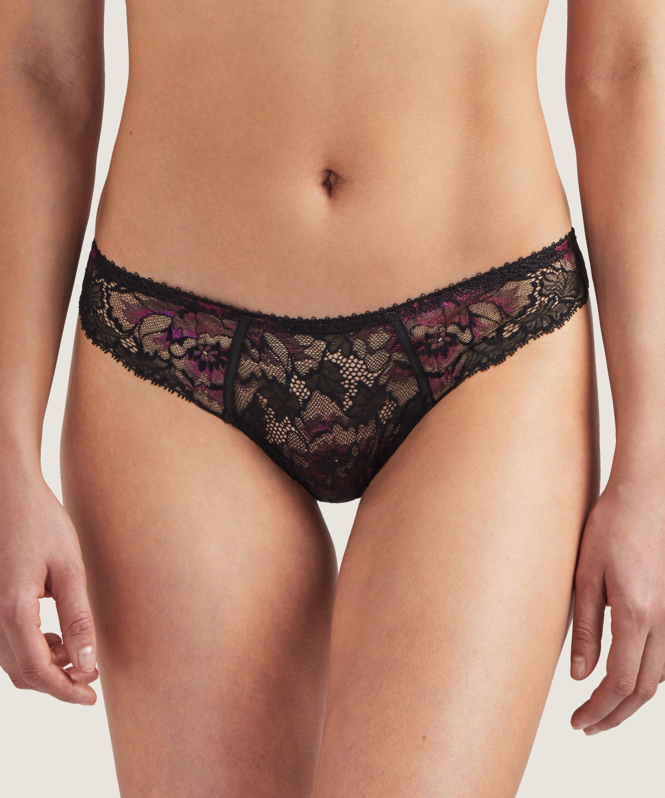 AUBE AMOUREUSE Tanga Violetta | Aubade