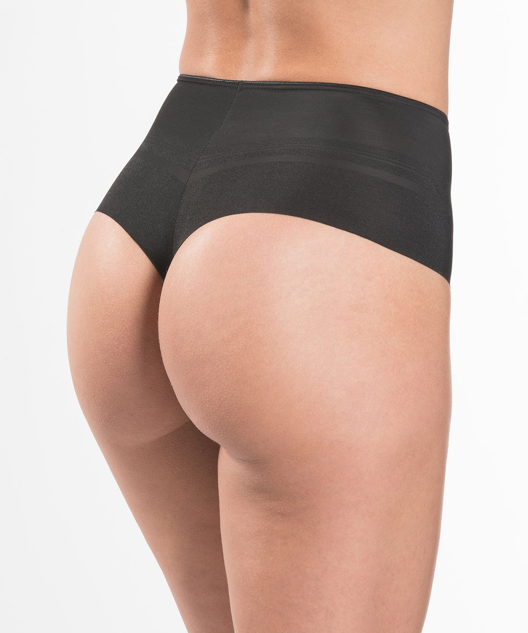 BEAUTY SCULPT Hot Tanga Sculptant Noir | Aubade