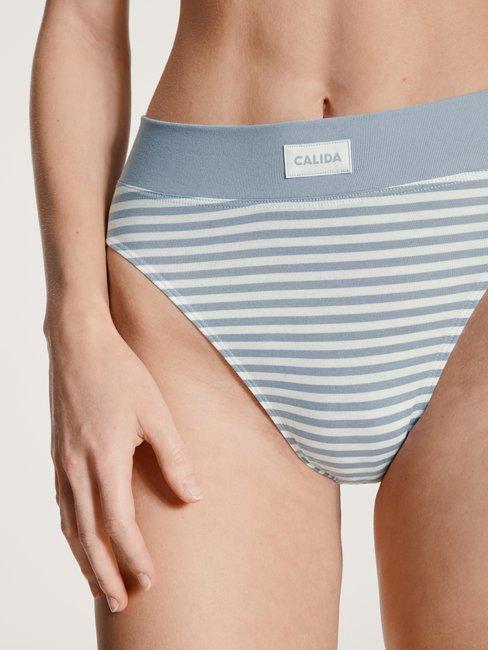 CALIDA Yellowbration Slip mit Softbund, high waist