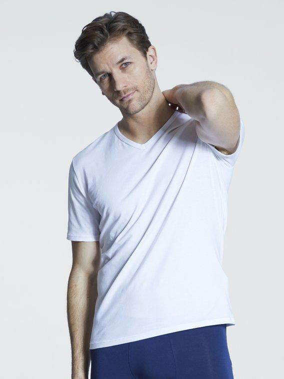 SLOGGI GO ABC T-Shirt, V-Neck