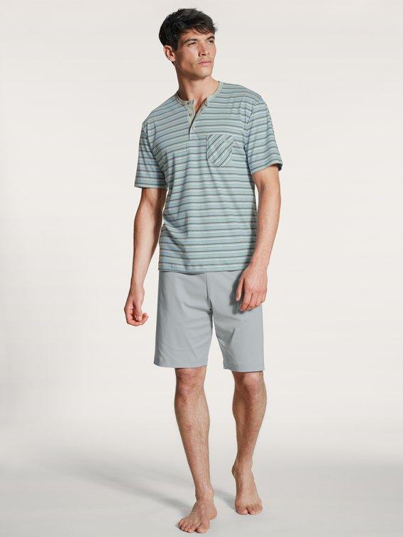 CALIDA Relax Streamline Kurz-Pyjama