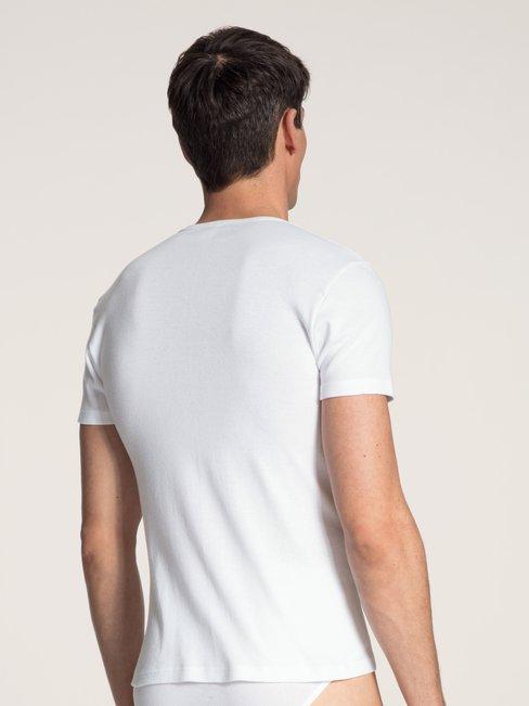 CALIDA Classic Cotton 1:1 V-shirt