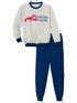 CALIDA Boys Ocean Pyjama avec bords élastiques