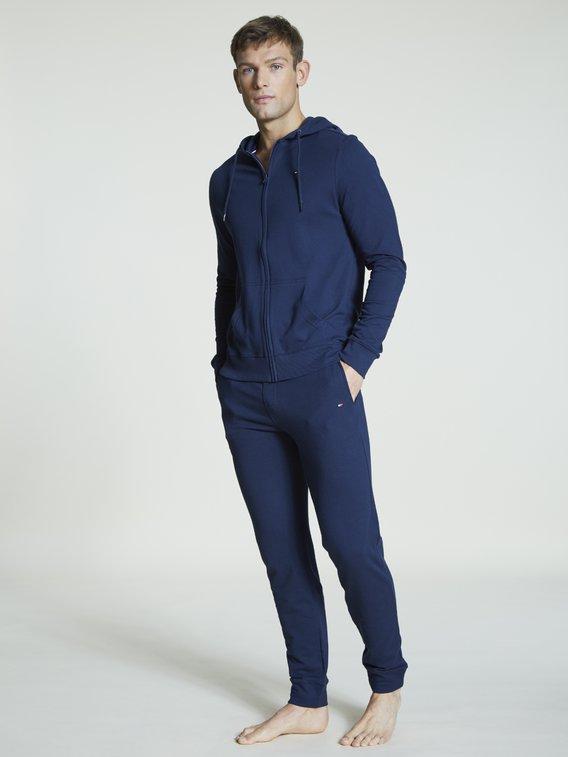 TOMMY HILFIGER Tommy Original LWK Jogging-Anzug mit Kapuzenjacke