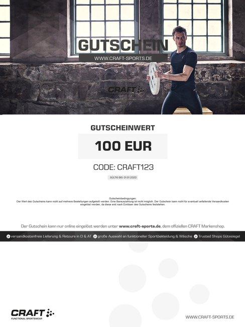 Geschenkgutschein (Design Funktionswäsche)