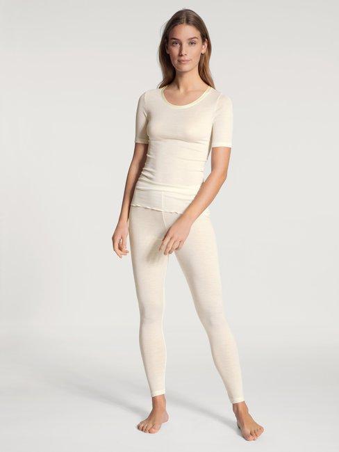 CALIDA True Confidence Leggings aus Wolle-Seide