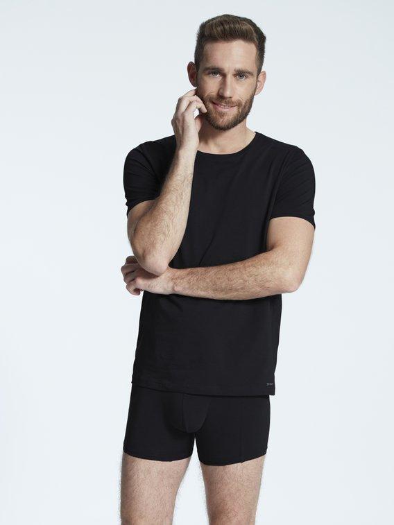 SKINY Organic Cotton Deluxe Kurzarm-Shirt