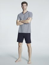 MEY Serie Riversdale Kurz-Pyjama