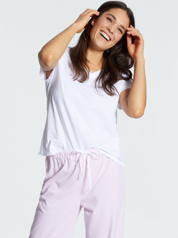 LAUREN BY RALPH LAUREN Soft Jersey Pants